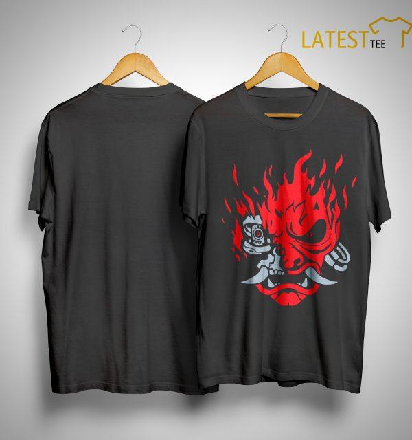 Keanu Reeves Cyberpunk 2077 Shirt