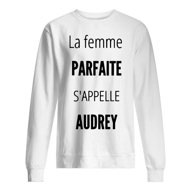 La Femme Parfaite S'appelle Audrey Sweater