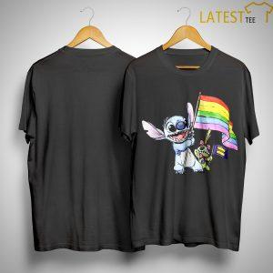 Lgbt Flag Stitch Shirt