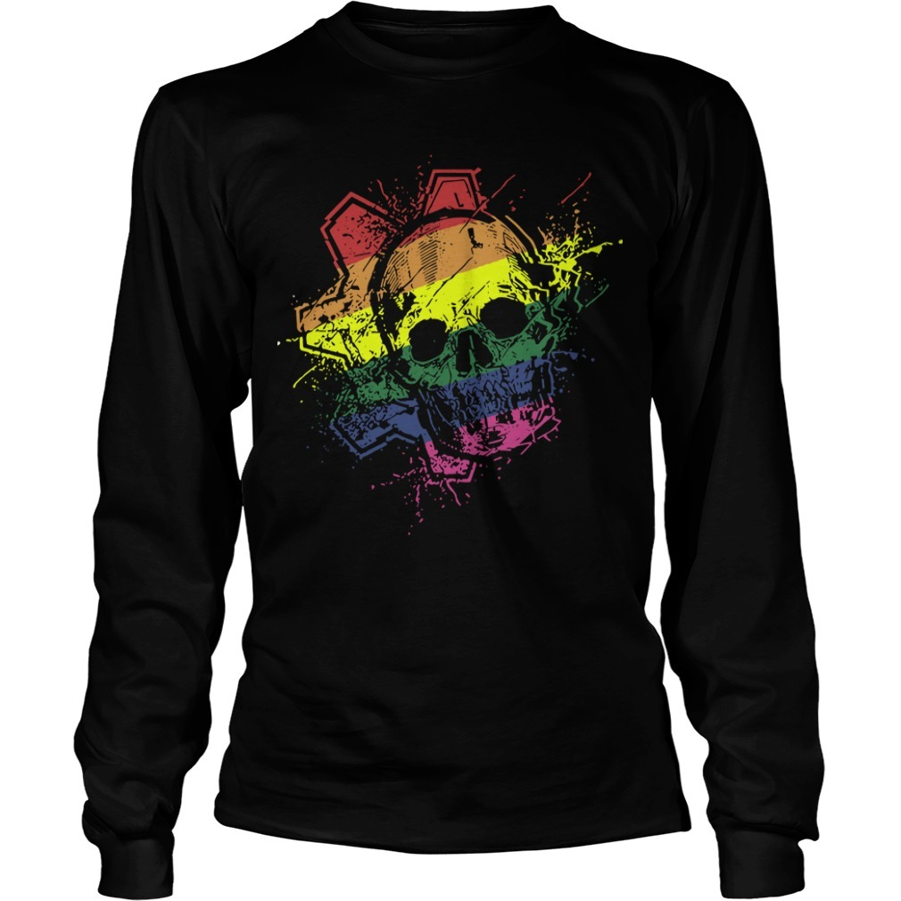 Lgbt Gears Of War Long sleeve Tee