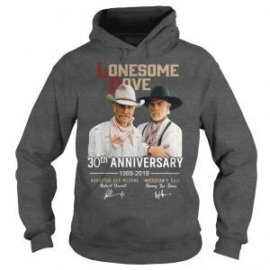 Lonesome Dove 30th Anniversary 1989 2019 Hoodie