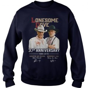 Lonesome Dove 30th Anniversary 1989 2019 Sweater