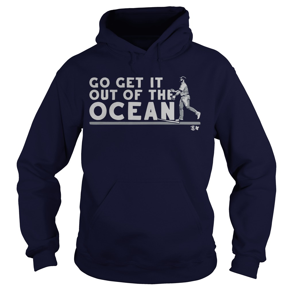 Max Muncy Go Get It Out Of The Ocean Hoodie