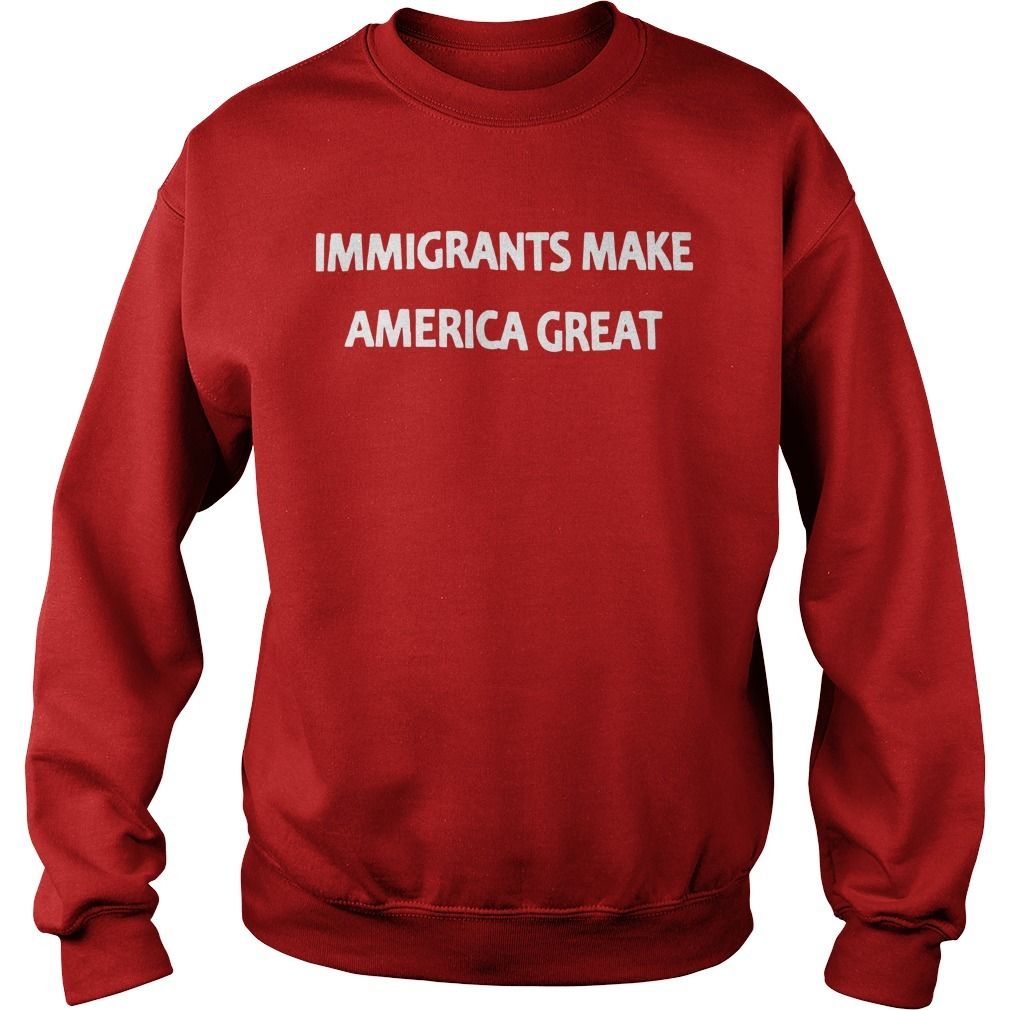 Mexican Rug Dealer Immigrants Make America Great Sweater