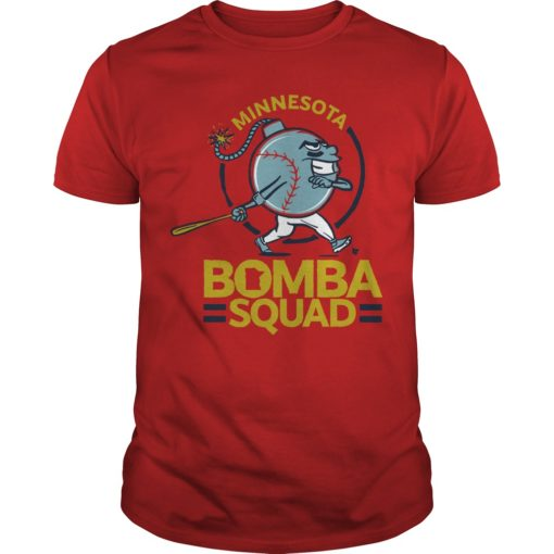 Minnesota Twins Bomba Squad Shirt