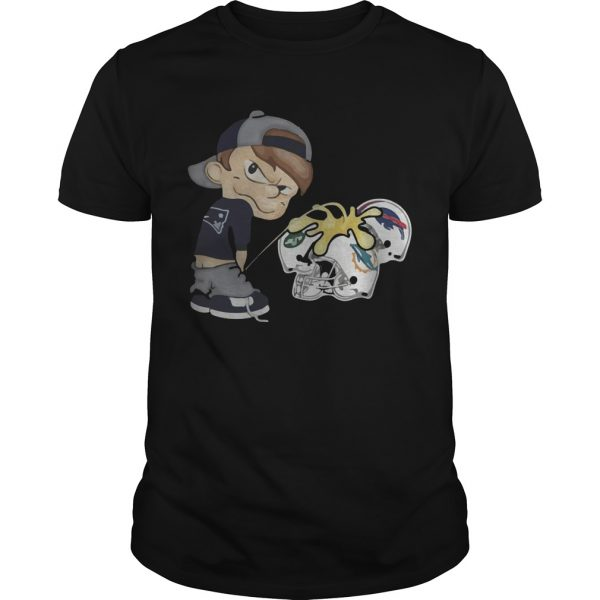 New England Patriots We Piss On Other NFL Teams Shirt