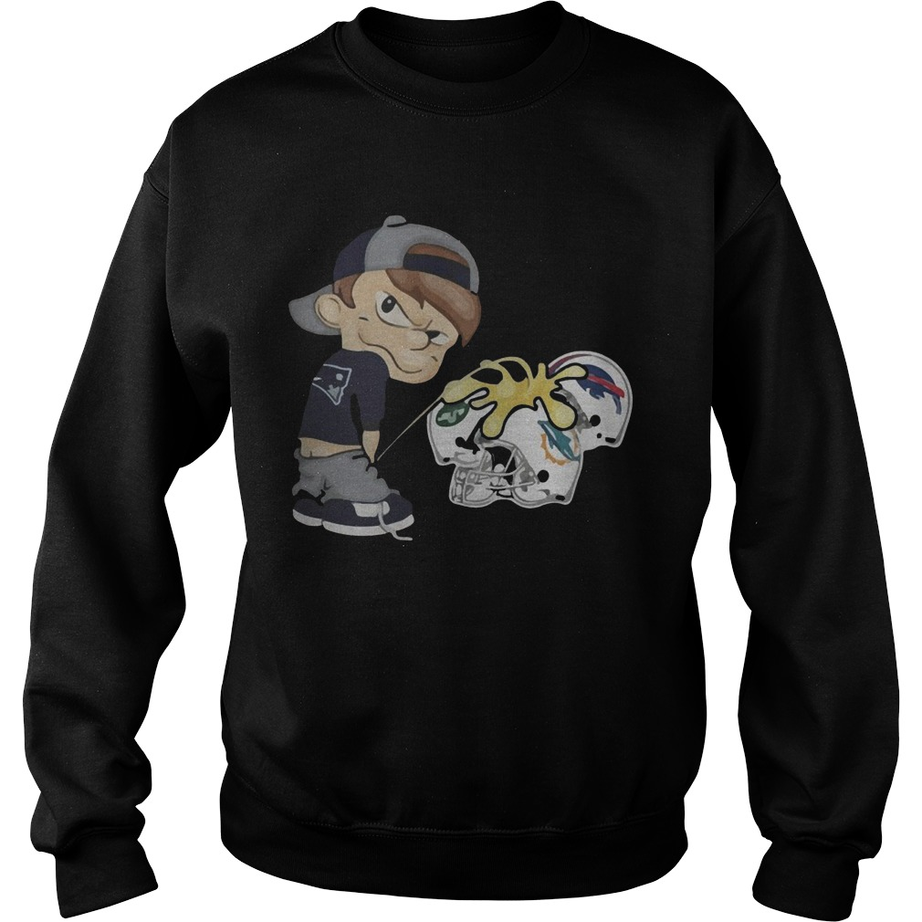 New England Patriots We Piss On Other NFL Teams Sweater