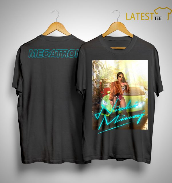 Nicki Minaj Megatron Shirt