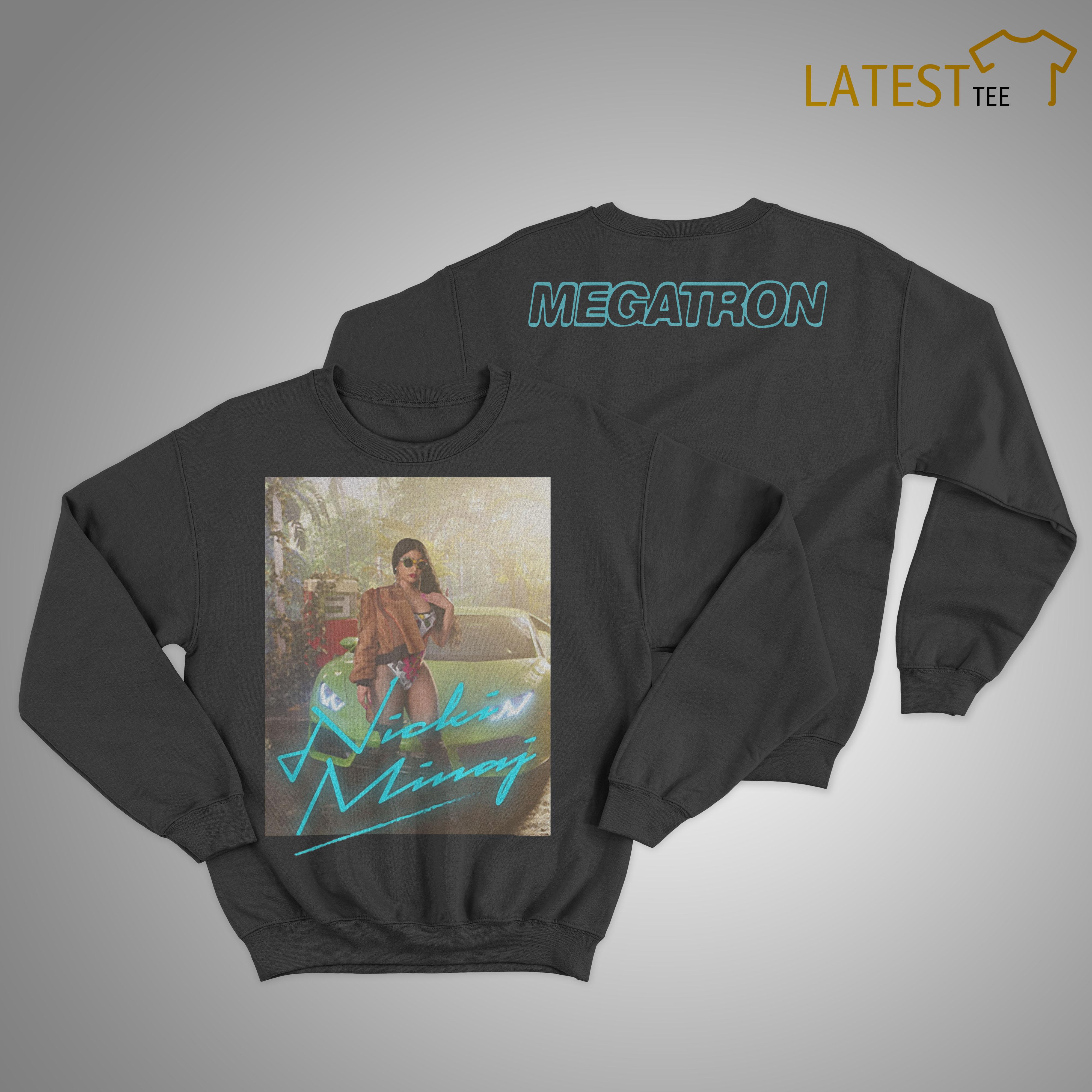 Nicki Nicki Minaj Megatron SweaterMinaj Megatron Sweater