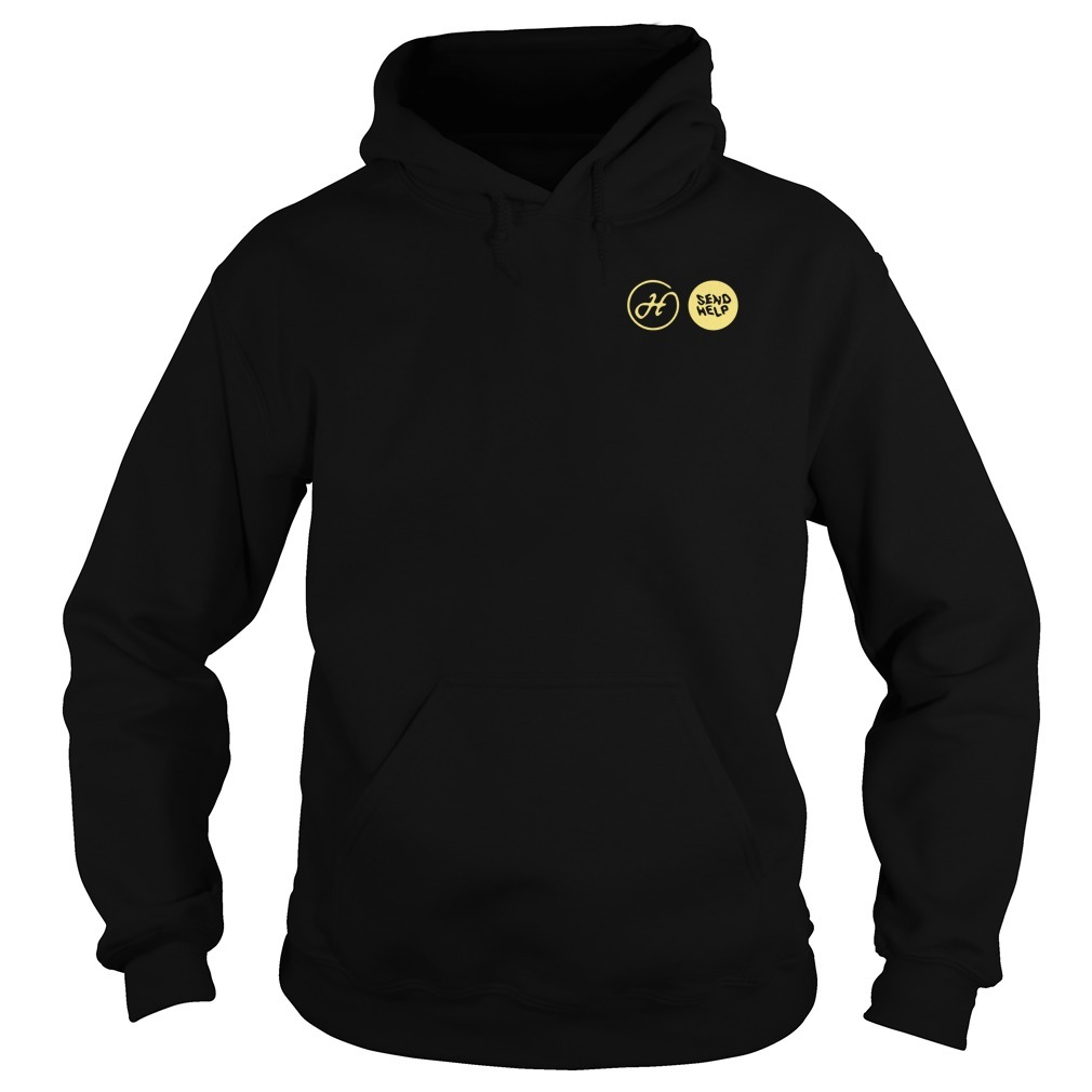 Nightmare Yellowhammer I Won't Be Caught Dead Letting A Man Tell Me What I Should Do With My Bed Hoodie