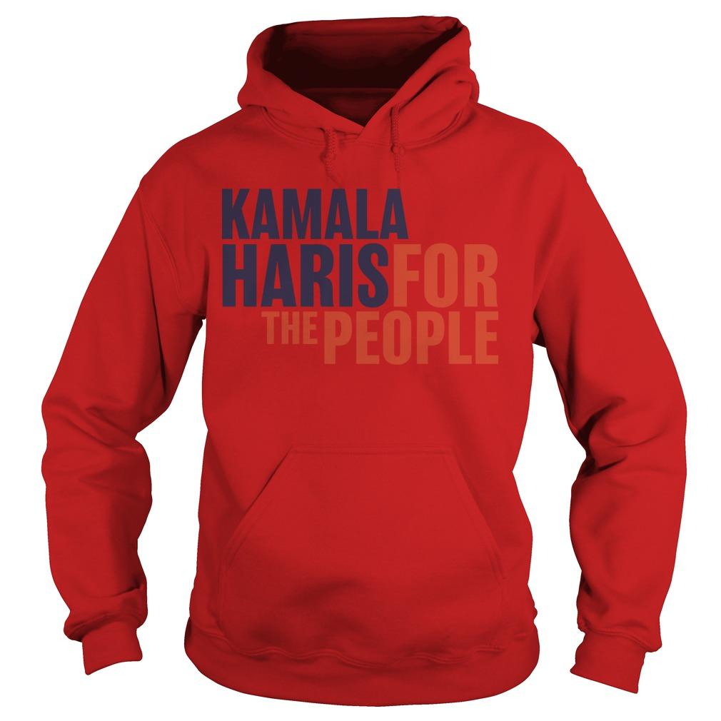 Nineteen Presidential Candidates Kamala Harris For People Hoodie