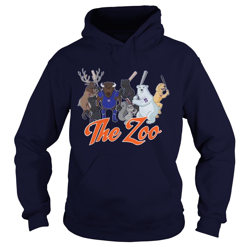Pete Alonso The Zoo Baseball Hoodie