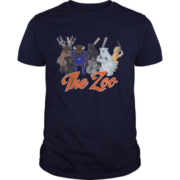 Pete Alonso The Zoo Baseball Shirt
