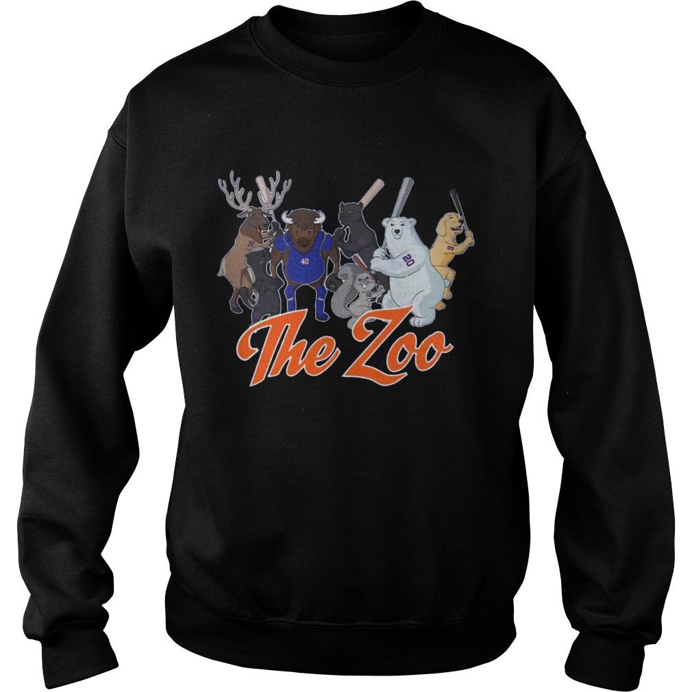 Pete Alonso The Zoo Baseball Sweater