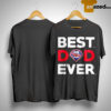 Philadelphia Phillies Best Dad Ever Shirt