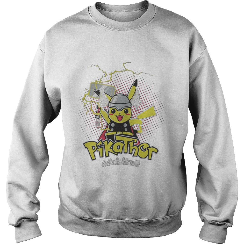 Pikathor Gotta Shock Em All Sweater