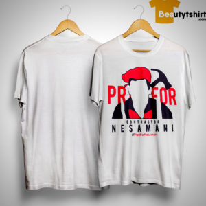 Pray For Nesamani T Shirt