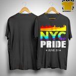 Pride Month Lgbt Nyc Pride June 30 Shirt