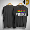 Pride Month Lgbt Proud Veteran Shirt