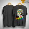 Pride Month Trump LGBT Pride Shirt