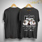 Raiders 60th Anniversary 1960 2020 Shirt