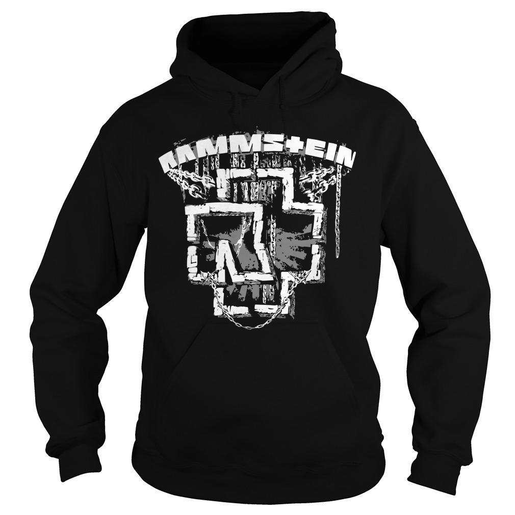 Rammstein In Ketten Tee Rs0001 Hoodie