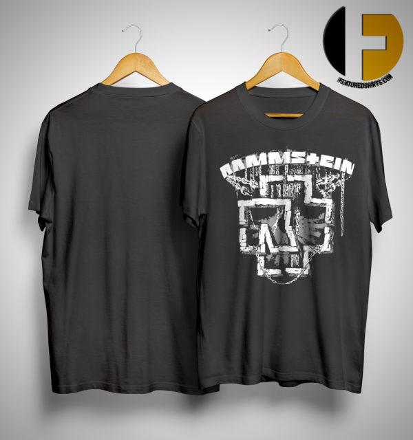 Rammstein In Ketten Tee Rs0001 Shirt