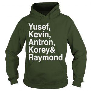 Raymond Santana Central Park 5 Hoodie