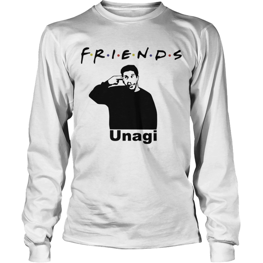 Ross Friends Unagi Longsleeve Tee