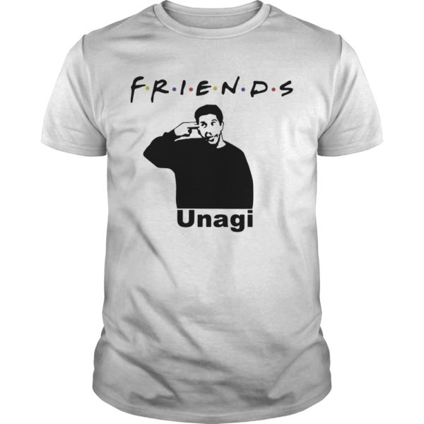 Ross Friends Unagi Shirt
