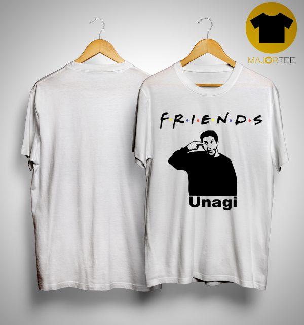 Ross Friends Unagi Shirt