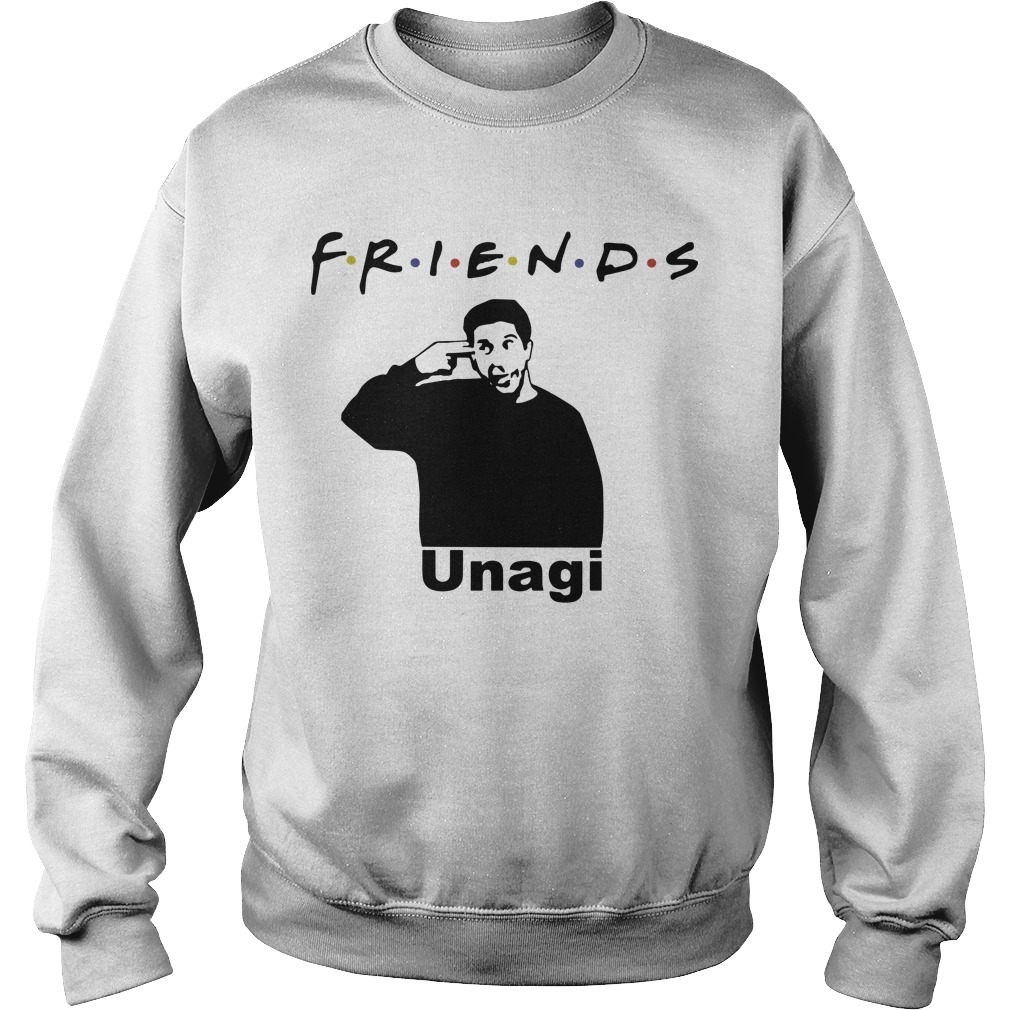 Ross Friends Unagi Sweater