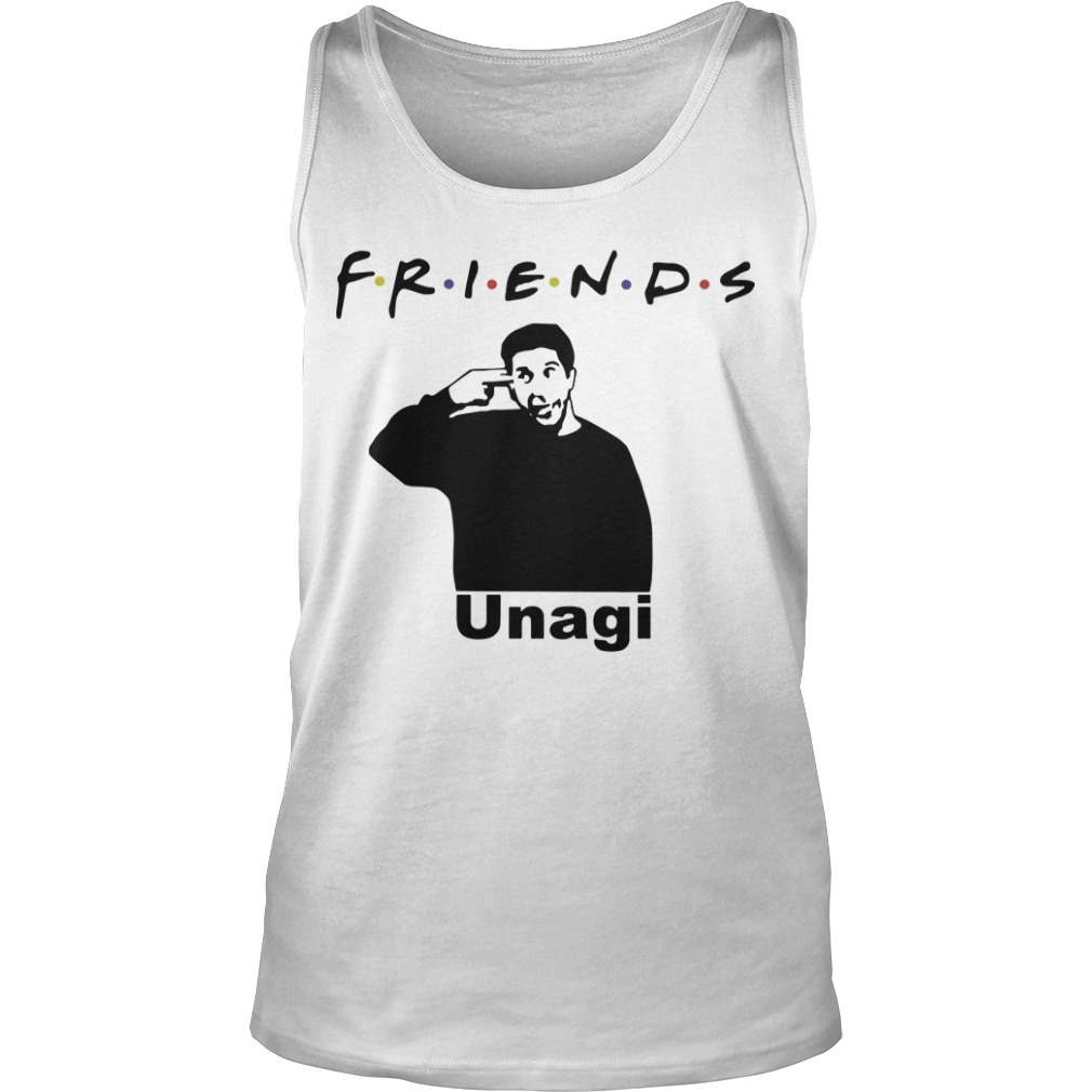 Ross Friends Unagi Tank Top