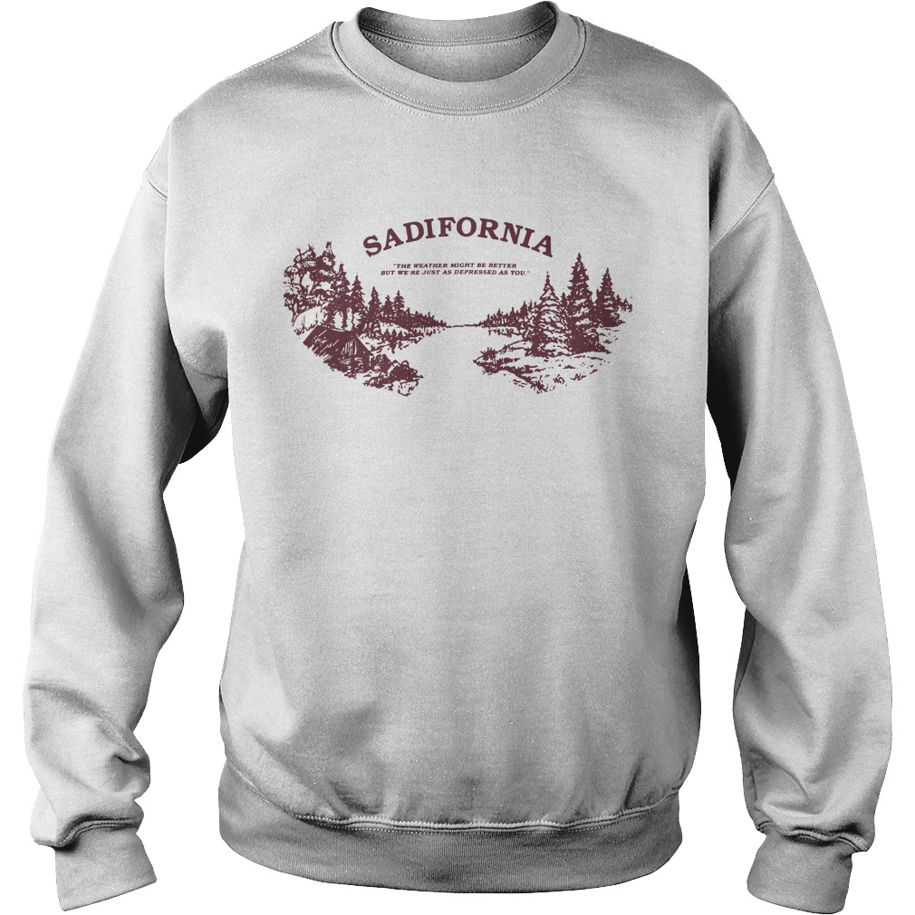 Sadifornia Sweater