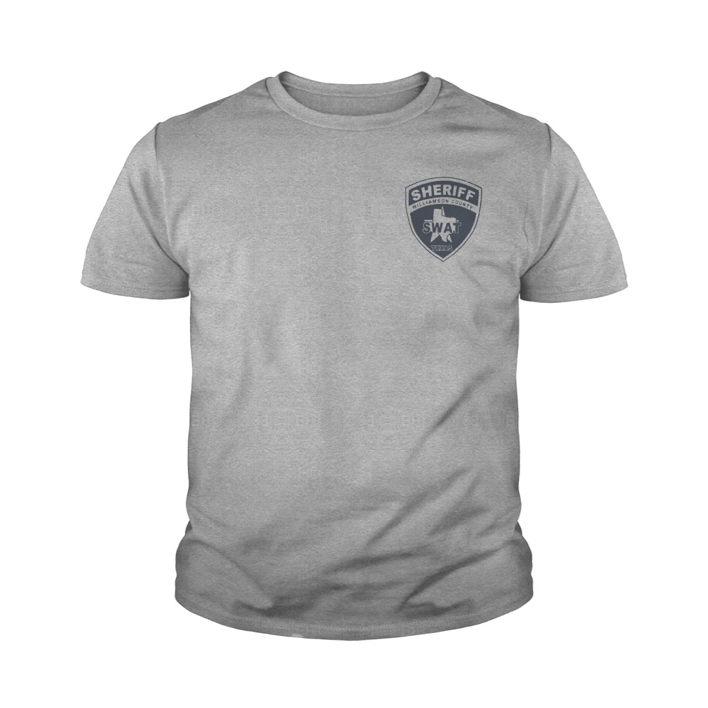 Sheriff Swat Nice And Easy Youth Tee