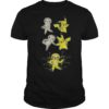 Sloth Pikachu Fusion Dance Shirt
