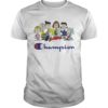 Snoopy And Friends Champion Peanuts Shirt