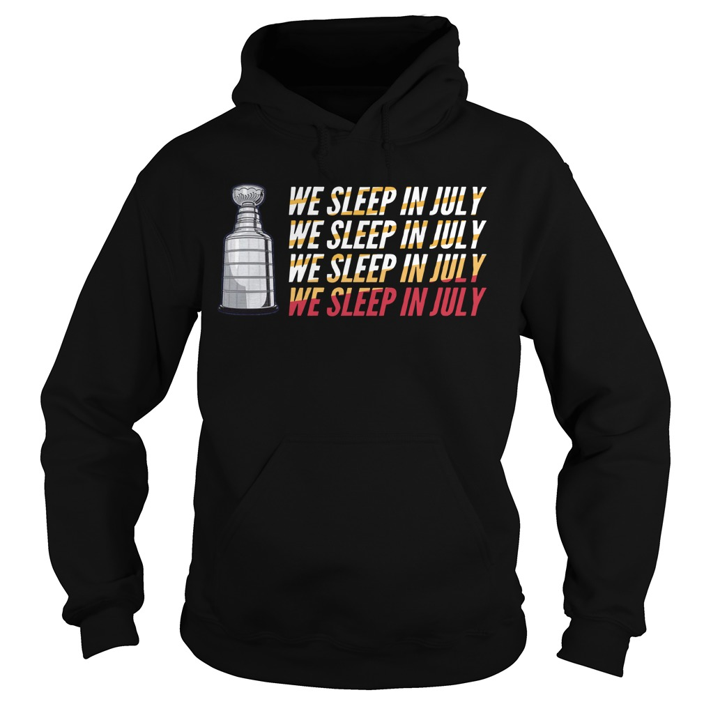 St Louis Blue We Sleep In July Hoodie