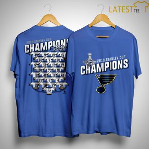 St Louis Blues Championship Shirt