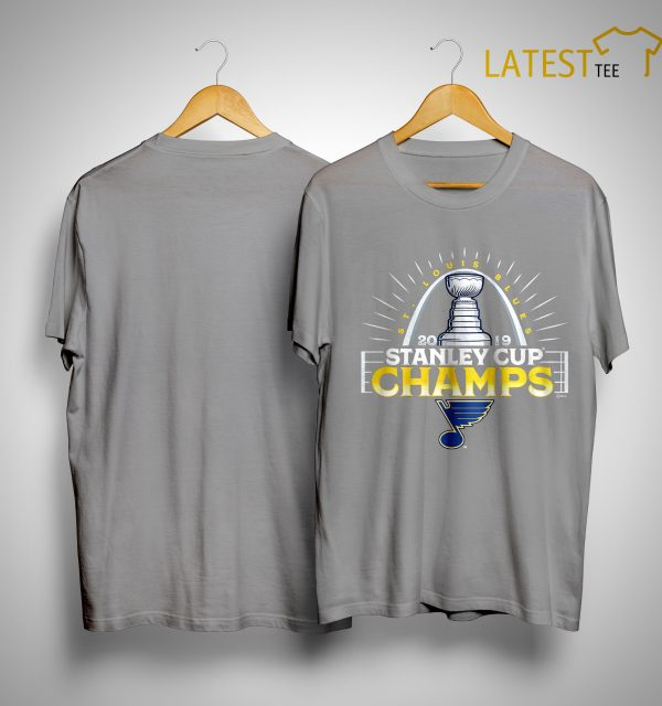 St Louis Blues Stanley Cup Champions Shirt