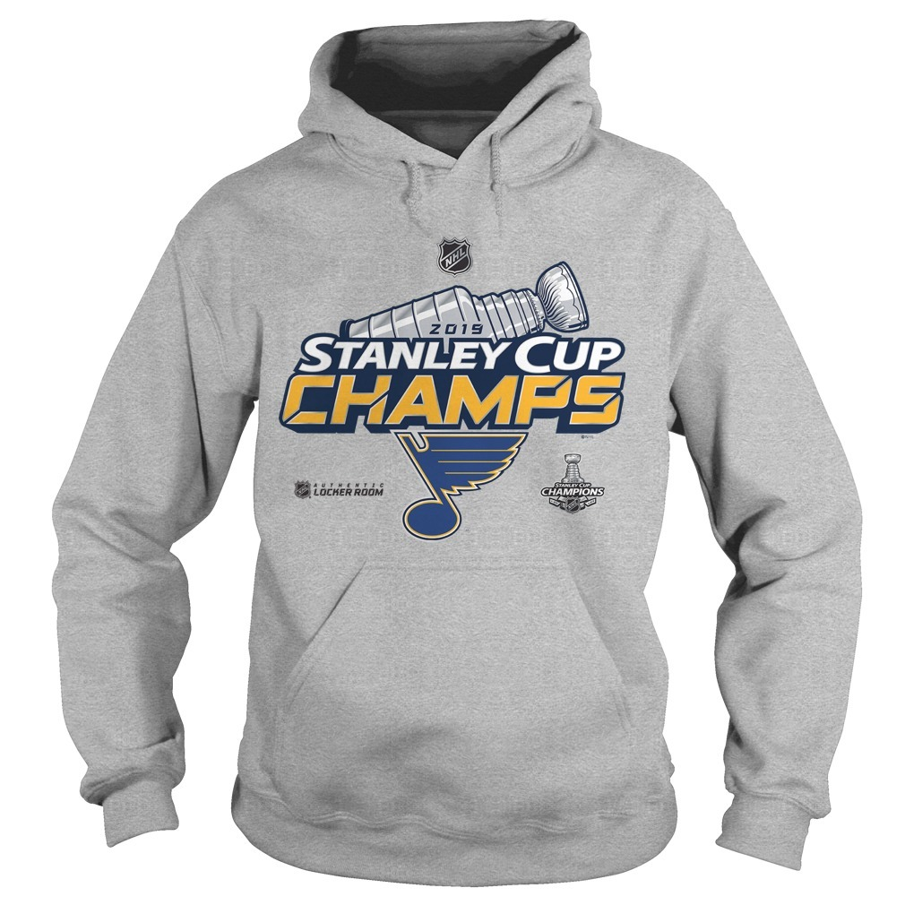 St Louis Blues Stanley Cup Hoodie