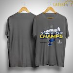 St Louis Blues Stanley Cup Shirt