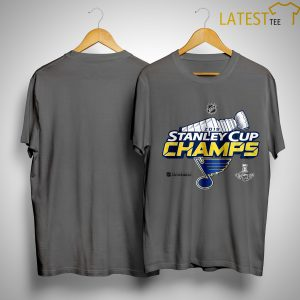 St Louis Blues Stanley Cup Shirt