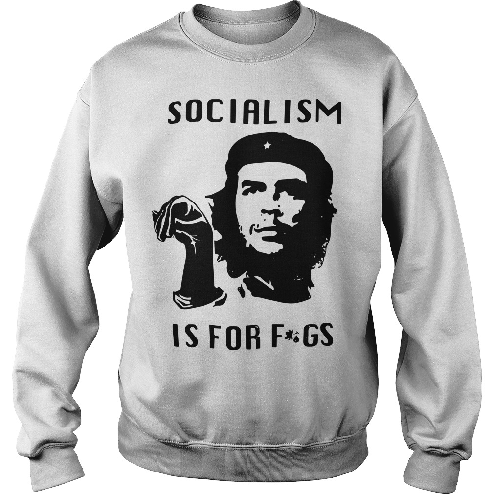 Steven Crowder Socialism Is For Fags Sweater
