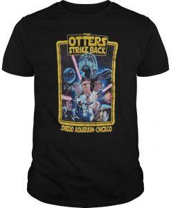 The Otter Strike Back Shedd Aquarium Chicago Shirt