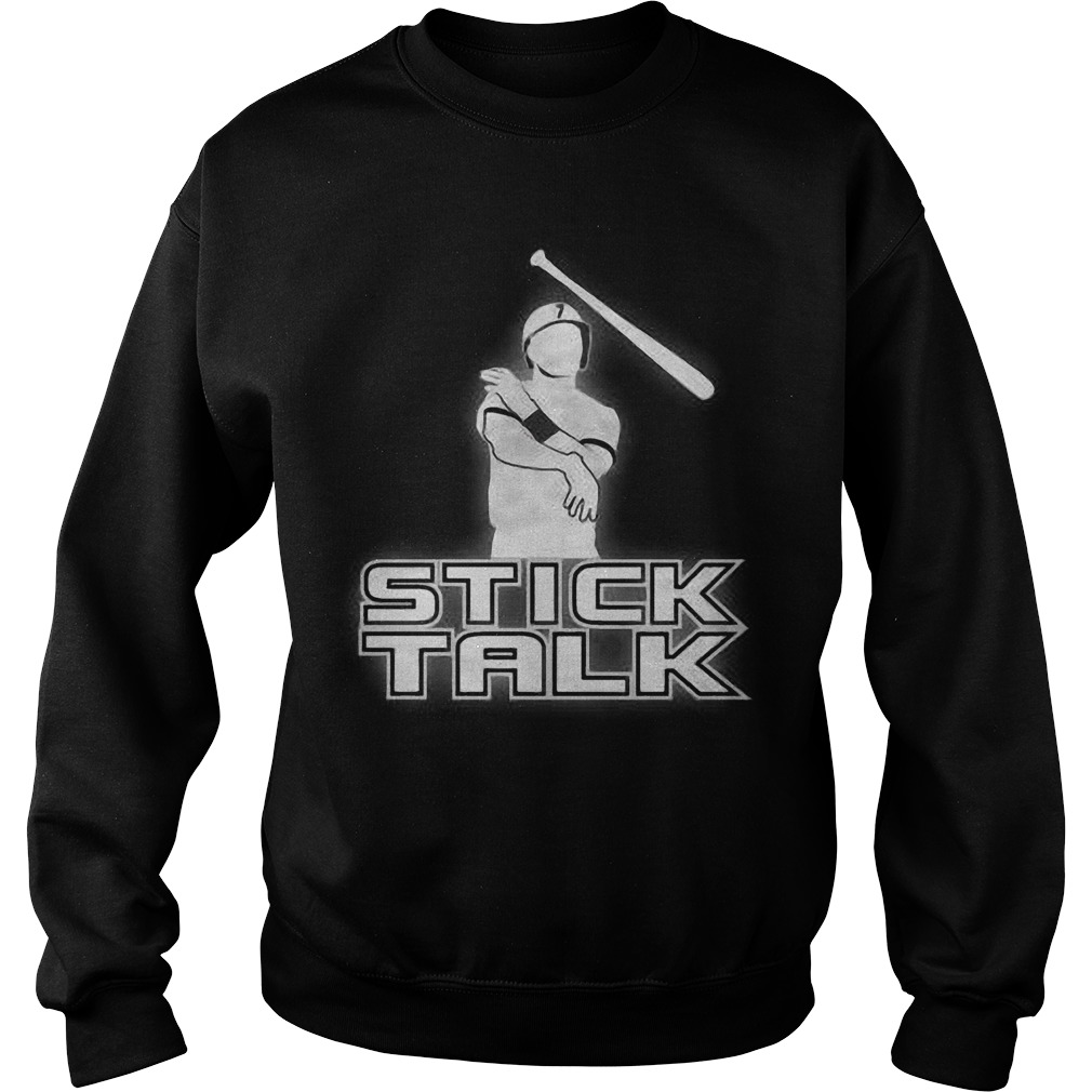 Tim Anderson Stick Talk Sweater