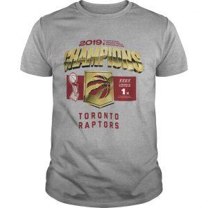 Toronto Raptors Owl Champs Shirt
