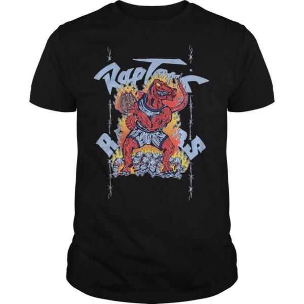 Toronto Raptors Warren Lotas Shirt