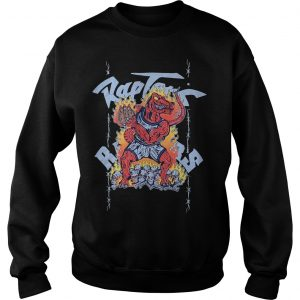 Toronto Raptors Warren Lotas Sweater