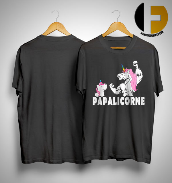 Unicorn Papalicorne Shirt